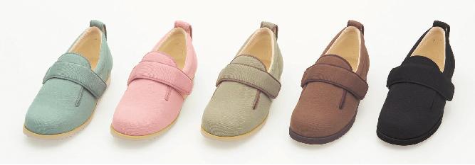介護シューズ 靴 カラー